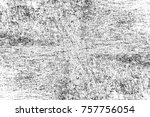 grunge black and white seamless ... | Shutterstock . vector #757756054