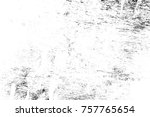 grunge black and white seamless ... | Shutterstock . vector #757765654