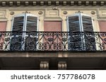 architectural close up of... | Shutterstock . vector #757786078
