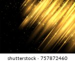 lighting effect. this lighting... | Shutterstock .eps vector #757872460