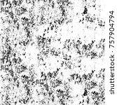 black and white grunge... | Shutterstock . vector #757904794