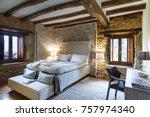 guernica  bizkaia basque... | Shutterstock . vector #757974340