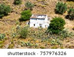 the old farmhouse | Shutterstock . vector #757976326