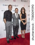 """Small photo of Los Angeles, CA USA - October 22, 2017: Lee Pace, Joe Miale, Berenice Marlohe attend Vertical Entertainment """"Revolt"""" LA Premiere at iPic Theater"""