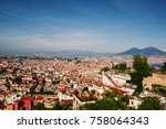 the beauty of naples | Shutterstock . vector #758064343