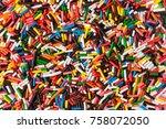 Sugar Sprinkle Dots  Decoratio...