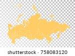 transparent   high detailed... | Shutterstock .eps vector #758083120