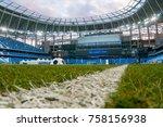 russia  moscow  october 2017 ... | Shutterstock . vector #758156938