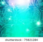 abstract vector colorful bright ...