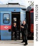 kristinehamn  sweden  ... | Shutterstock . vector #758215228