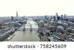 Aerial View Iconic Landmarks...