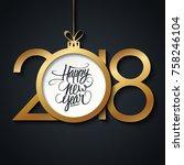 2018 Happy New Year Greeting...