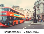 blur background of people on...   Shutterstock . vector #758284063