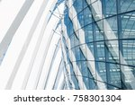 super structure and... | Shutterstock . vector #758301304