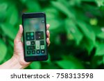 chonburi  thailand   november...   Shutterstock . vector #758313598