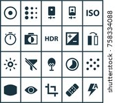 image icons set. includes icons ...
