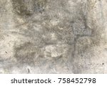 concrete texture for background.... | Shutterstock . vector #758452798