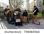 london  england  january 15... | Shutterstock . vector #758483560