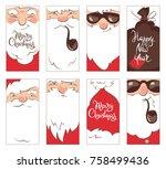 Set Christmas Label  ...