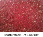 close up of red ripe... | Shutterstock . vector #758530189