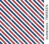 line pattern background in... | Shutterstock .eps vector #758553376