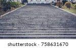 old  majestic  grand  granite...   Shutterstock . vector #758631670