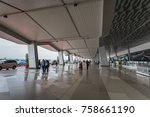 jakarta  indonesia  november... | Shutterstock . vector #758661190