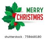 Christmas Congratulation...