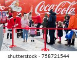 cardiff  united kingdom   ... | Shutterstock . vector #758721544
