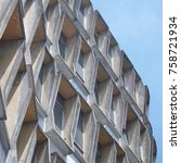 concrete architecture facade