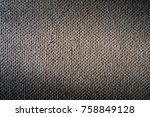 plywood texture. old plywood. | Shutterstock . vector #758849128