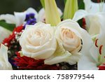bouquet  costa blanca   spain | Shutterstock . vector #758979544