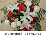bouquet  costa blanca   spain | Shutterstock . vector #758981488