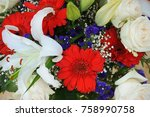 bouquet  costa blanca   spain | Shutterstock . vector #758990758
