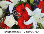 bouquet  costa blanca   spain | Shutterstock . vector #758990764
