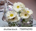 colorful flowers for display or ... | Shutterstock . vector #758996590