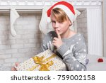 portrait of little boy. smiling ... | Shutterstock . vector #759002158