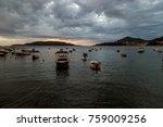 becici  montenegro   september... | Shutterstock . vector #759009256