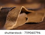 Luxury Brown Leather Samples...