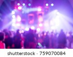blurred background of... | Shutterstock . vector #759070084