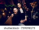 odessa  ukraine january 7  2017 ... | Shutterstock . vector #759098173