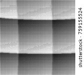 grunge halftone black and white ... | Shutterstock .eps vector #759155524