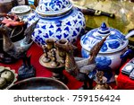 Secondhand Collectibles. ...