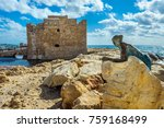 View On Medieval Castle In...