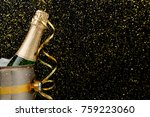 celebrating new year  birthday  ... | Shutterstock . vector #759223060