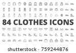 clothes line icon | Shutterstock .eps vector #759244876