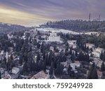 moscovia gorny monastery church ... | Shutterstock . vector #759249928