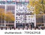 london  november  2017 ... | Shutterstock . vector #759262918
