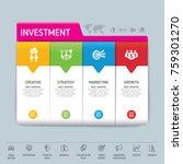 success direction  template...   Shutterstock .eps vector #759301270