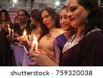 karachi  pakistan   nov 20  on... | Shutterstock . vector #759320038